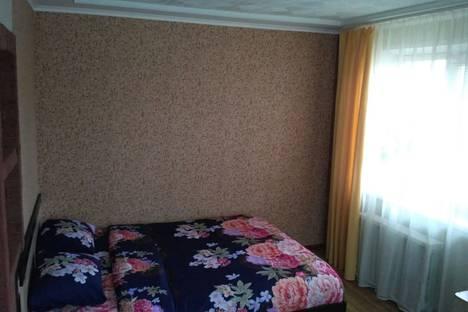 Сдается 1-комнатная квартира посуточно, Дзержинский район, Северный жилой район, 3-й микрорайон, улица Елены Колесовой, 30.