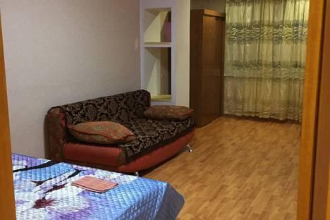 Сдается 1-комнатная квартира посуточно в Ейске, Ейский район,улица Калинина, 73/4.
