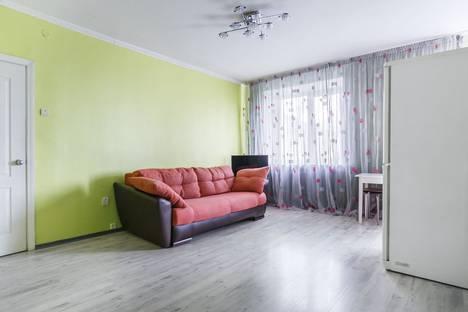 Сдается 2-комнатная квартира посуточно в Хабаровске, улица Пушкина, 60.