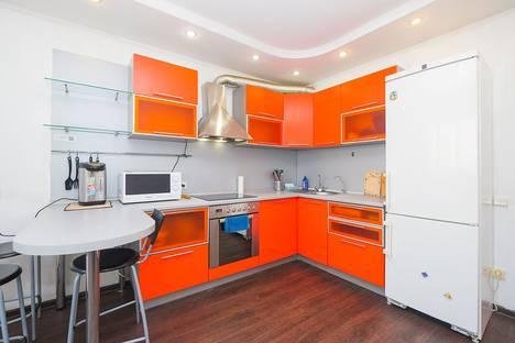 Сдается 2-комнатная квартира посуточно в Новосибирске, Ленинский район, микрорайон Горский, 61.