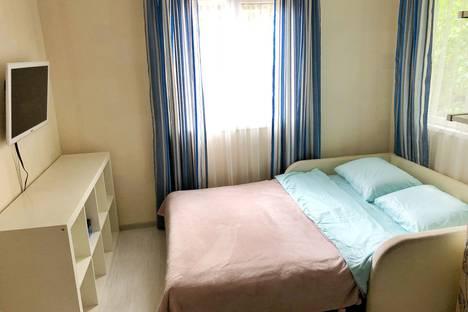 Сдается 1-комнатная квартира посуточно в Сочи, микрорайон Центральный, улица Роз, 26.