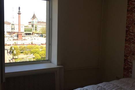 Сдается 2-комнатная квартира посуточно в Калининграде, улица Черняховского, 2А.