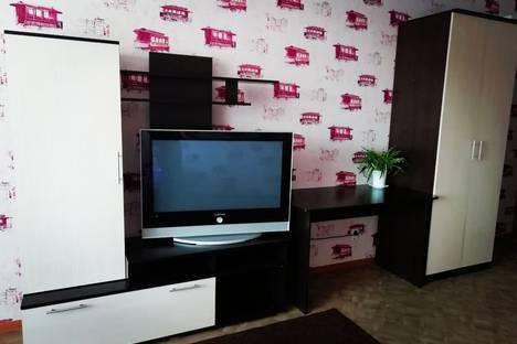 Сдается 1-комнатная квартира посуточно, Иркутский тракт, 12.