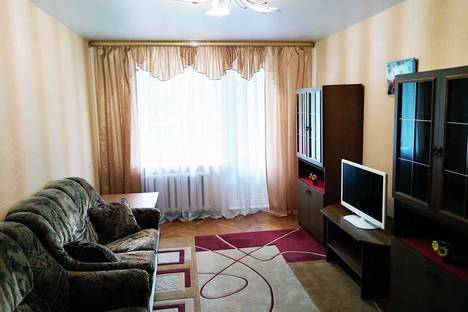 Сдается 2-комнатная квартира посуточно в Бобруйске, Могилевская область,Ульяновская улица, 48.