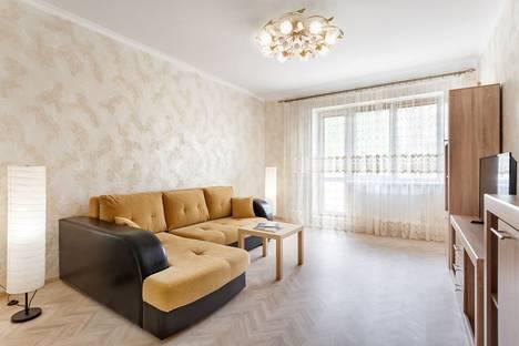 Сдается 2-комнатная квартира посуточно в Молодечне, Минская область,улица Машерова, 1.