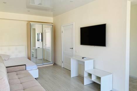 Сдается 1-комнатная квартира посуточно в Сочи, Старошоссейная улица, 5к1.