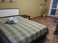 Сдается посуточно 2-комнатная квартира в Перми. 48 м кв. улица Крисанова, 8