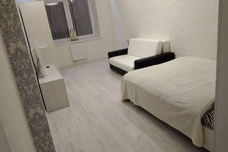 Сдается 1-комнатная квартира посуточно в Витебске, улица Генерала Белобородова, 1Д.