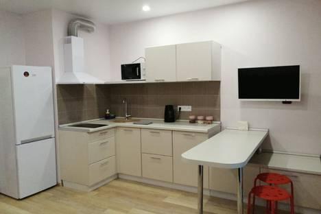 Сдается 1-комнатная квартира посуточно в Новосибирске, улица Немировича-Данченко, 146/3.