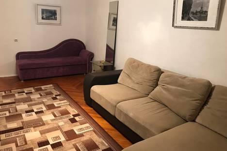 Сдается 2-комнатная квартира посуточно в Сочи, Краснодарский край,микрорайон Заречный, Красноармейская улица, 17.