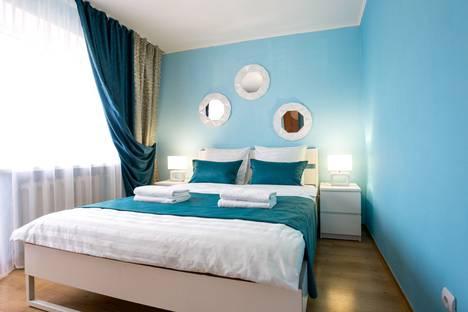 Сдается 3-комнатная квартира посуточно, Центральный район, ул. Карла Маркса 146.