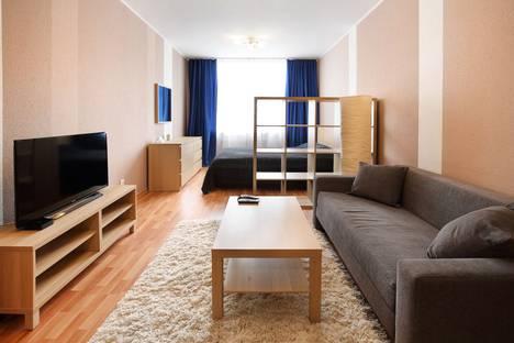 Сдается 1-комнатная квартира посуточно, улица 8 Марта, 188.