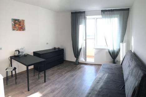 Сдается 1-комнатная квартира посуточно, Ленинградская область, Всеволожский район, поселок Бугры, Воронцовский бульвар, 5к5.