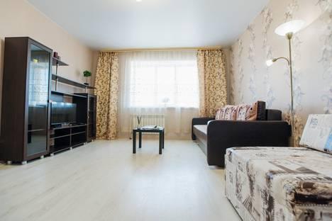 Сдается 1-комнатная квартира посуточно в Калуге, улица Пухова, 31.