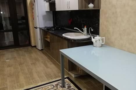Сдается 3-комнатная квартира посуточно в Анапе, Северная улица.