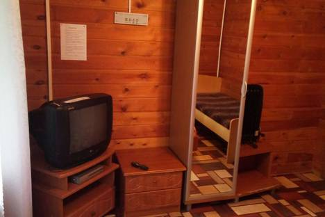 Сдается комната посуточно в Байкальске, поселок Утулик, туристическая база Байкал.