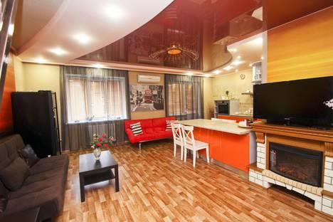 Сдается 2-комнатная квартира посуточно, Ханты-Мансийский автономный округ,проспект Ленина, 26.