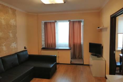 Сдается 1-комнатная квартира посуточно в Новосибирске, улица Сакко и Ванцетти, 44.