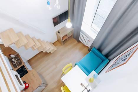 Сдается 1-комнатная квартира посуточно в Сыктывкаре, Петрозаводская улица, 27/2.