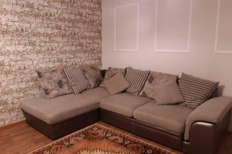 Сдается 3-комнатная квартира посуточно в Павлодаре, улица Академика Сатпаева, 11.