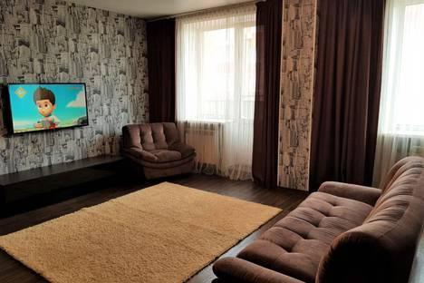 Сдается 1-комнатная квартира посуточно в Абакане, Республика Хакасия,Северный проезд, 43.