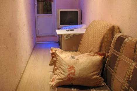 Сдается 1-комнатная квартира посуточно в Люберцах, проспект Победы, 13.