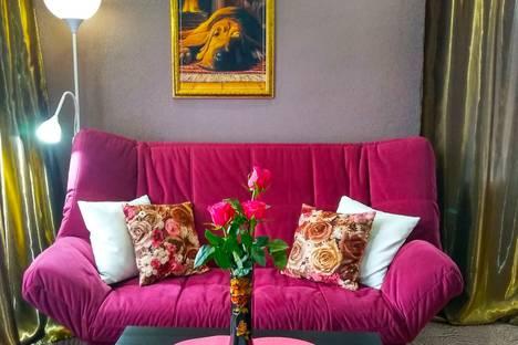 Сдается 1-комнатная квартира посуточно в Костанае, Костанайская область,проспект Аль фараби 40.