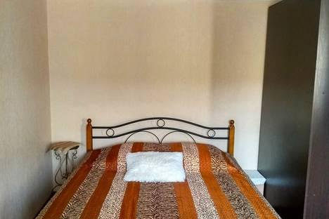Сдается 1-комнатная квартира посуточно в Костанае, Костанайская область,проспект Аль-Фараби, 38.
