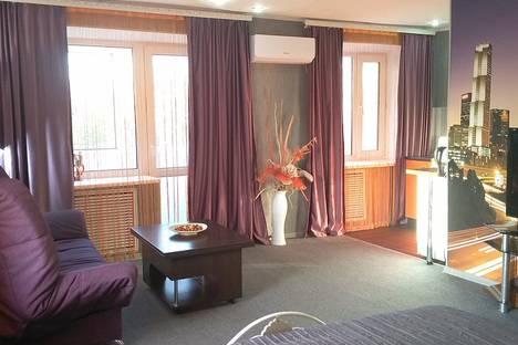 Сдается 1-комнатная квартира посуточно в Костанае, Костанайская область,проспект Аль-Фараби, 32.