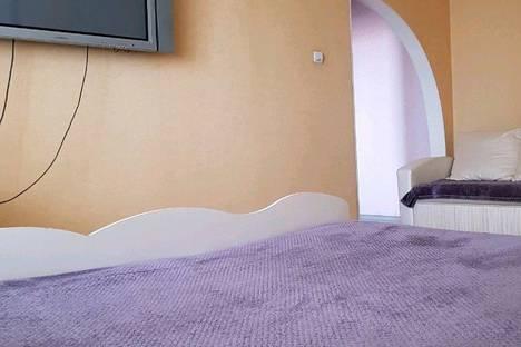 Сдается 1-комнатная квартира посуточно в Благовещенске, улица Шевченко, 65.