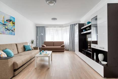 Сдается 2-комнатная квартира посуточно, улица Дмитрия Ульянова, 23к1.