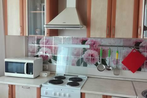 Сдается 1-комнатная квартира посуточно, Московская область,микрорайон Северный, улица Гагарина, 15к1.