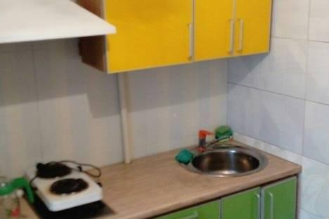 Сдается 1-комнатная квартира посуточно, улица Лермонтова, 71.