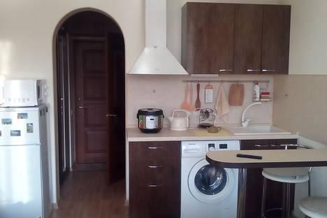 Сдается 1-комнатная квартира посуточно в Сочи, Краснодарский край,курортный проспект дом 75 корпус 1.
