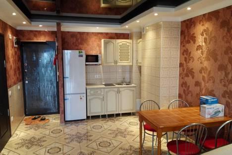 Сдается 2-комнатная квартира посуточно, Краснодарский край,Центральный район, Виноградная улица, 4.