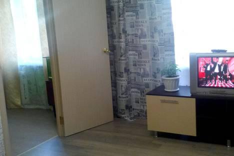 Сдается 2-комнатная квартира посуточно, Алтайский край,квартал Б, 20.