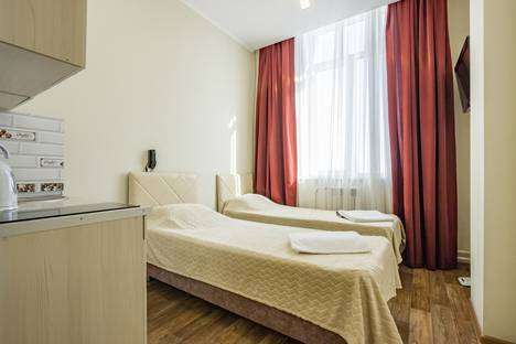 Сдается 1-комнатная квартира посуточно, улица Партизана Железняка, 40Б.