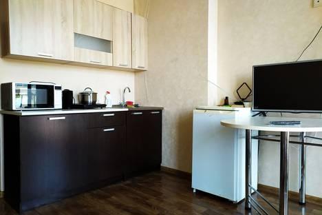 Сдается 1-комнатная квартира посуточно в Адлере, Сочи, микрорайон Зорька, Хадыженская улица,121.