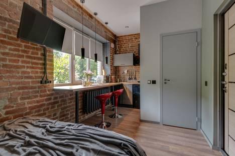 Сдается 1-комнатная квартира посуточно, 2-я линия Васильевского острова, 53.