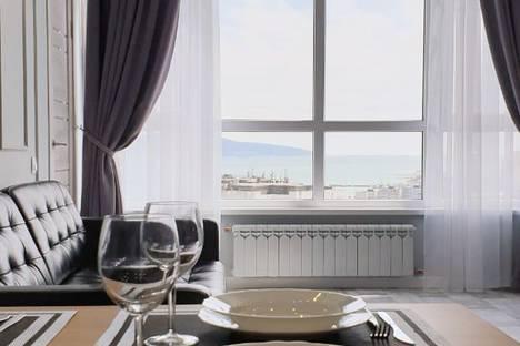 Сдается 2-комнатная квартира посуточно в Новороссийске, ул. Черняховского 21.