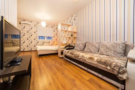 Сдается 1-комнатная квартира посуточно, улица Орджоникидзе, 18.