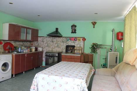 Сдается комната посуточно в Агое, Туапсинский район, село Дедеркой, Совхозная улица.