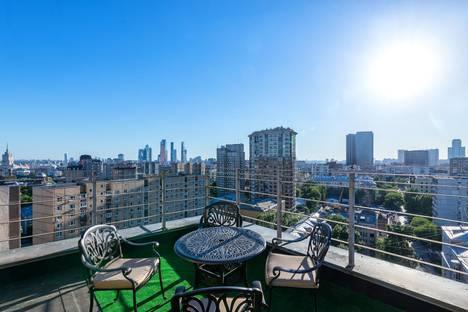 Сдается 1-комнатная квартира посуточно в Москве, Большая Грузинская улица, 37с2.