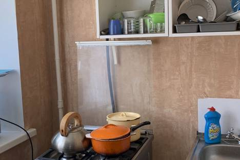 Сдается 1-комнатная квартира посуточно в Кронштадте, Широкая 5.