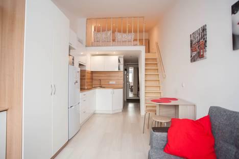 Сдается 1-комнатная квартира посуточно в Мурине, Санкт-Петербург, ЖК Лаврики 33.