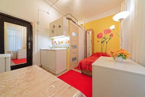 Сдается 1-комнатная квартира посуточно, ул.Гончарная,11A.