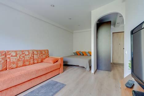 Сдается 1-комнатная квартира посуточно в Санкт-Петербурге, Богатырский проспект, 7к3.
