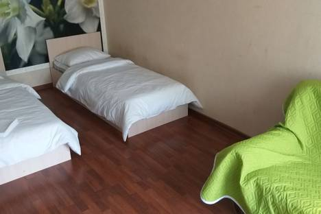 Сдается 1-комнатная квартира посуточно в Ярославле, Пионерская улица, 1.