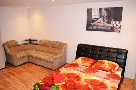 Сдается 1-комнатная квартира посуточно в Шахтах, Ростовская область,Садовая улица, 12А.