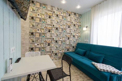 Сдается 1-комнатная квартира посуточно в Адлере, Сочи,поселок Мирный, Марсовый переулок, 21.